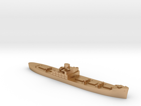 US Type C3 freighter 1:1800 WW2 in Natural Bronze