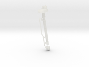 1:7 Collective Stick (Bell type) in Smooth Fine Detail Plastic