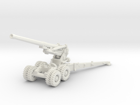 BL 7.2 inch Howitzer  1/100 in White Natural Versatile Plastic