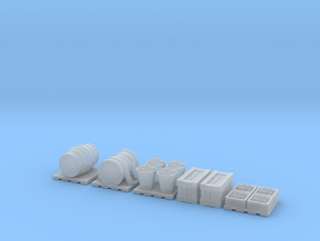 N Scale 1:160 Cargo Accessories in Frosted Ultra Detail
