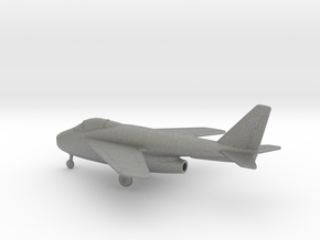 Bell X-5 in Gray PA12: 1:144