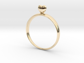 Loving You 50 in 14K Yellow Gold