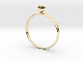 Loving You 55 in 14K Yellow Gold