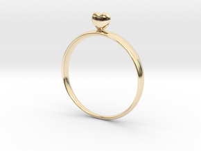 Loving You 56 in 14K Yellow Gold
