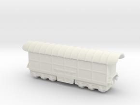 bl 14  inch ammo wagon 1/200 in White Natural Versatile Plastic