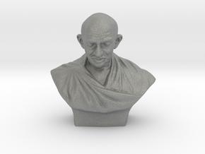 Gandhi Mapusa  in Gray PA12: Medium