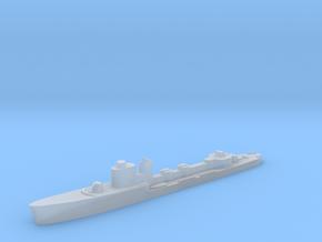 Italian Circe torpedo boat 1:2400 WW2 in Smoothest Fine Detail Plastic