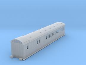 0-148fs-secr-d147-brake-third-coach in Smooth Fine Detail Plastic