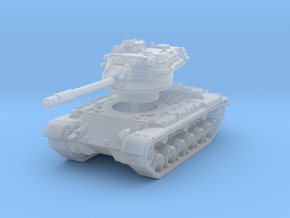 M47 Patton 1/200 in Smooth Fine Detail Plastic