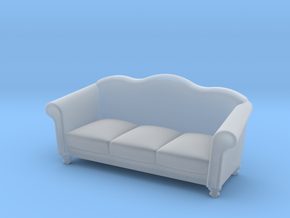 1:48 Nob Hill Sofa in Smooth Fine Detail Plastic