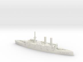 Mesudiye 1/1250 in White Natural Versatile Plastic