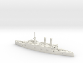 Mesudiye 1/1800 in White Natural Versatile Plastic