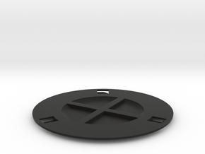 fender lamp cover cap for mini f56 f55 f57 in Black Natural Versatile Plastic