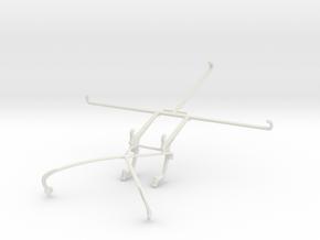 NVIDIA SHIELD 2015 controller & Apple iPad 10.2 -  in White Natural Versatile Plastic