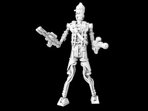 (Legion) IG-88 B in Smooth Fine Detail Plastic