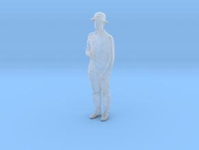 Printle T Homme 502 - 1/72 - wob in Smooth Fine Detail Plastic