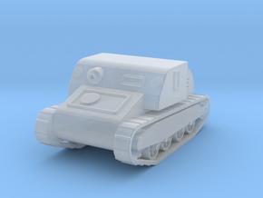 Sadurni tank 1:144 in Smooth Fine Detail Plastic