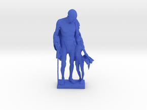 GHANDHI OLD GOA in Blue Processed Versatile Plastic: Medium
