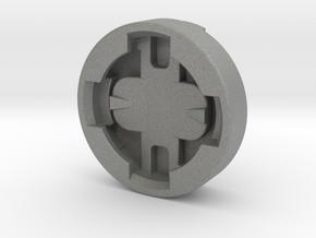 Cycliq FLY6ce to Garmin Quarter-turn Adapter in Gray PA12