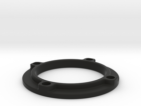 Associated TC7.2 Diff Pulley Spacer in Black Natural Versatile Plastic