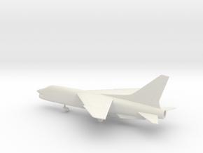 Vought F-8 Crusader in White Natural Versatile Plastic: 1:72