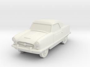 1954 Nash Metropolitan in White Natural Versatile Plastic