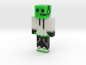 dizzyy | Minecraft toy in Natural Full Color Sandstone