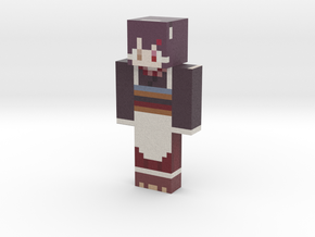 ar2rk | Minecraft toy in Natural Full Color Sandstone
