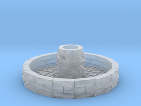 Water Fountain 1/285 in Smooth Fine Detail Plastic