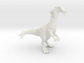 Primal Rage Vertigo kaiju monster miniature games  in White Natural Versatile Plastic