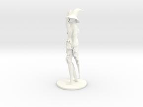 Ekena in White Processed Versatile Plastic