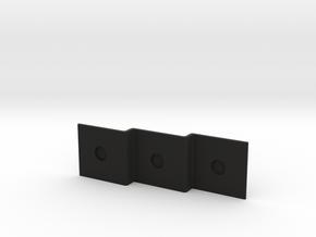 123DDesignDesktop in Black Natural Versatile Plastic