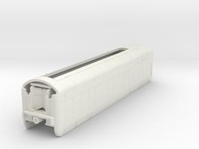 NYC J3A HUDSON - (50 feet) Tender in White Natural Versatile Plastic