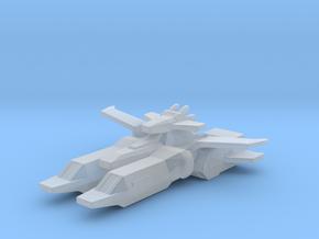 Gundam Grey Phantom in Smooth Fine Detail Plastic