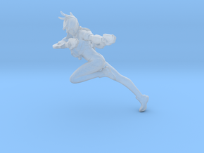 Overwatch Tracer 28 mm in Smooth Fine Detail Plastic