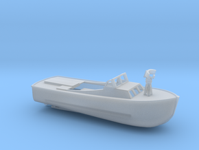 1/192 Scale 36 ft LCP(L) Mk 2 USN in Smooth Fine Detail Plastic