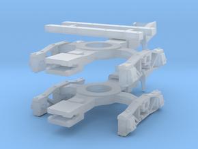 BogieDiamondFrame5ft6in_for_Rectank_GRM_05 in Smoothest Fine Detail Plastic