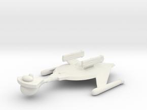 Romulan Battle Hawk   in White Natural Versatile Plastic