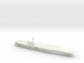 BSAC 220 aircraft carrier, 1/1800 in White Natural Versatile Plastic