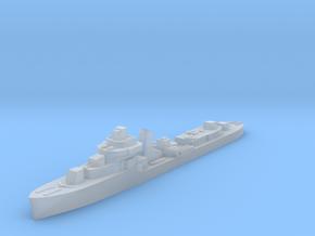 Brazilian Apa destroyer 1:1800 post WW2 in Smoothest Fine Detail Plastic