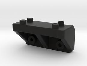 BBE B6.1 Rear Mount in Black Natural Versatile Plastic