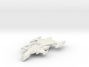 Assault Bird Class AssaultCruiser in White Natural Versatile Plastic
