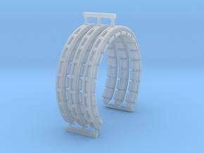DeAgo Falcon Corridor Ring 3-Pack in Smooth Fine Detail Plastic