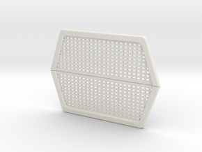 9000grill in White Natural Versatile Plastic