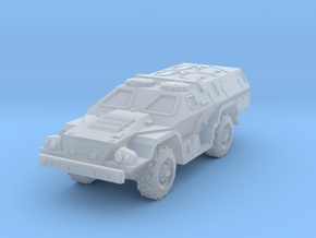 Kamaz BPM97 Vystrel 43269 in Smoothest Fine Detail Plastic: 1:200