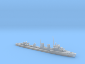 1/1250th class Beograd class destroyer in Smooth Fine Detail Plastic