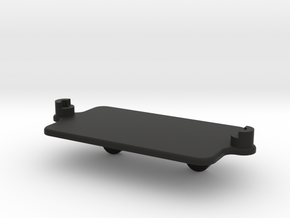CFX-W  RECEIVER BOX MOUNT in Black Natural Versatile Plastic