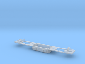 1:160 SU45/SP45 Chassis for serial PCB - DCC in Smooth Fine Detail Plastic