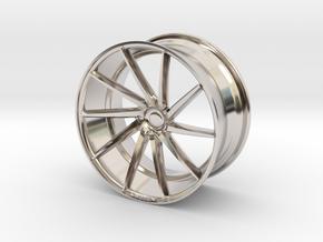 Mini Vossen CVT 45mm in Platinum