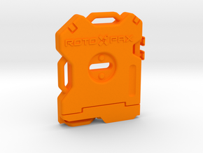 RotoPax Scale Medkit Pack 1\10 in Orange Processed Versatile Plastic: 1:10